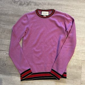 SOLD! Gorgeous Gucci sweater